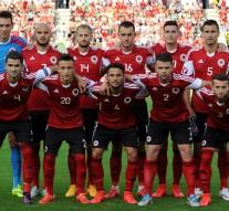 Euro2016:  l'Equipe Nationale Albanaise de football